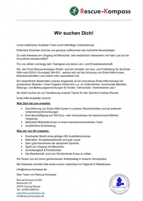 Rescue-Kompass GmbH